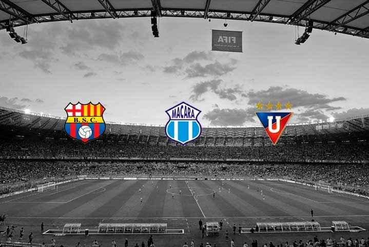 Apuestas a los equipos que más marcan en la Liga ecuatoriana de Fútbol