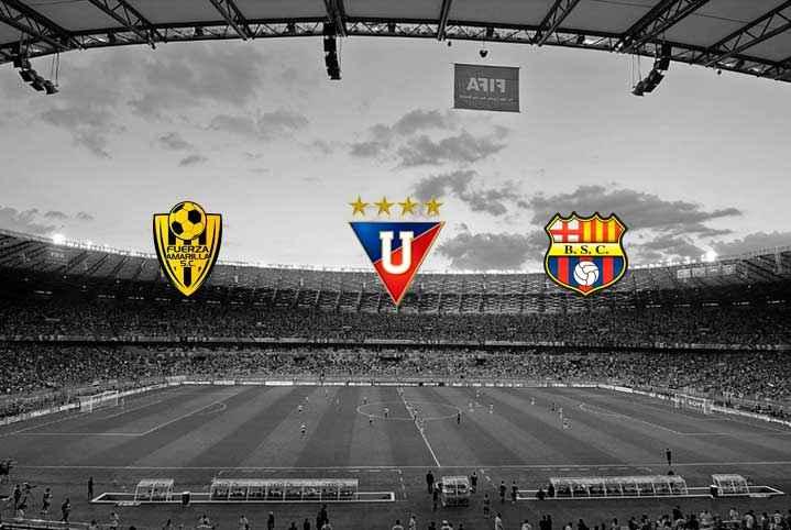 Tres apuestas seguras para la Liga Ecuatoriana de Fútbol
